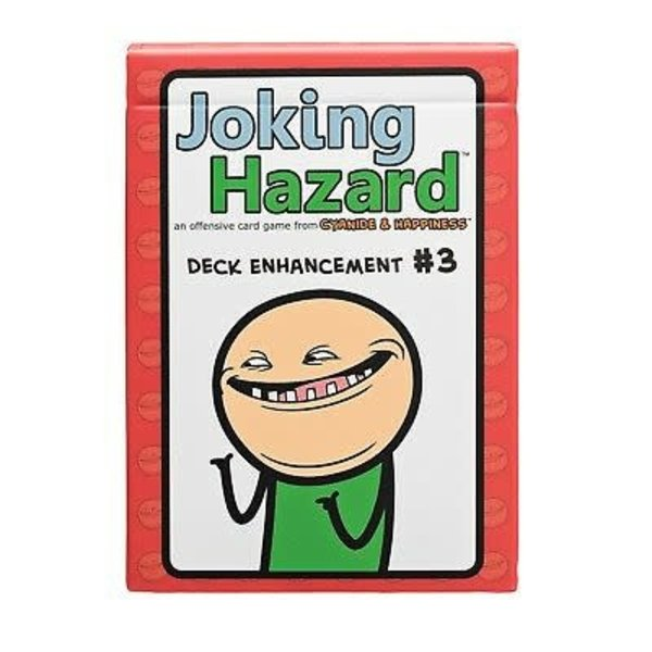 Breaking Games JOKING HAZARD: DECK ENHANCEMENT 3 (English)