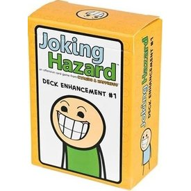 Breaking Games JOKING HAZARD: DECK ENHANCEMENT 1 (English)