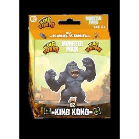 KING OF TOKYO: KING KONG MONSTER PACK (English)