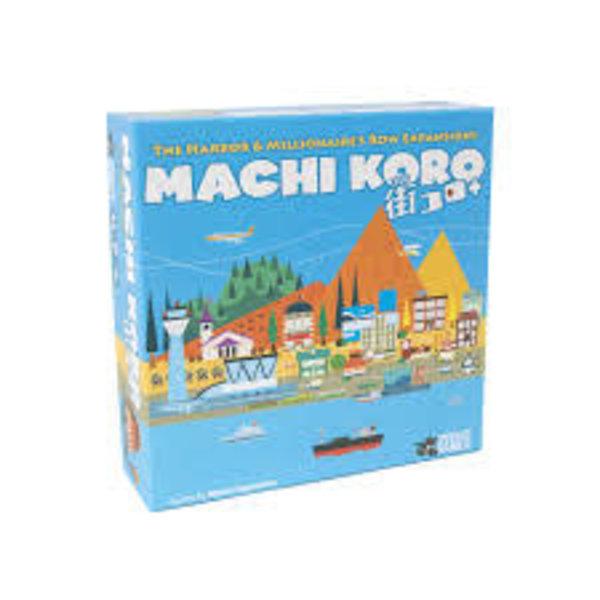 PANDASAURUS GAMES MACHI KORO EXPANSIONS (English)