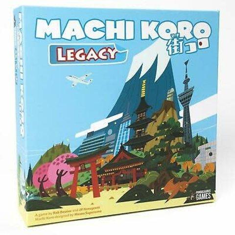 MACHI KORO LEGACY EDITION (English)