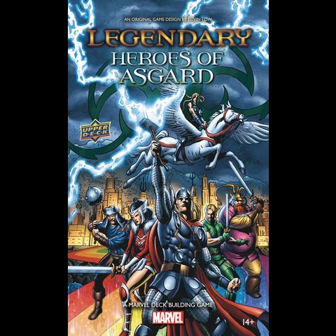 MARVEL LEGENDARY HEROES OF ASGARD (English)