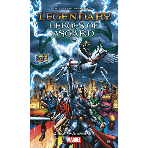 Upper Deck MARVEL LEGENDARY HEROES OF ASGARD (English)