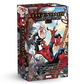 Upper Deck MARVEL LEGENDARY PAINT THE TOWN RED (English)