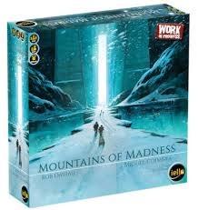 Iello MOUNTAINS OF MADNESS (English)