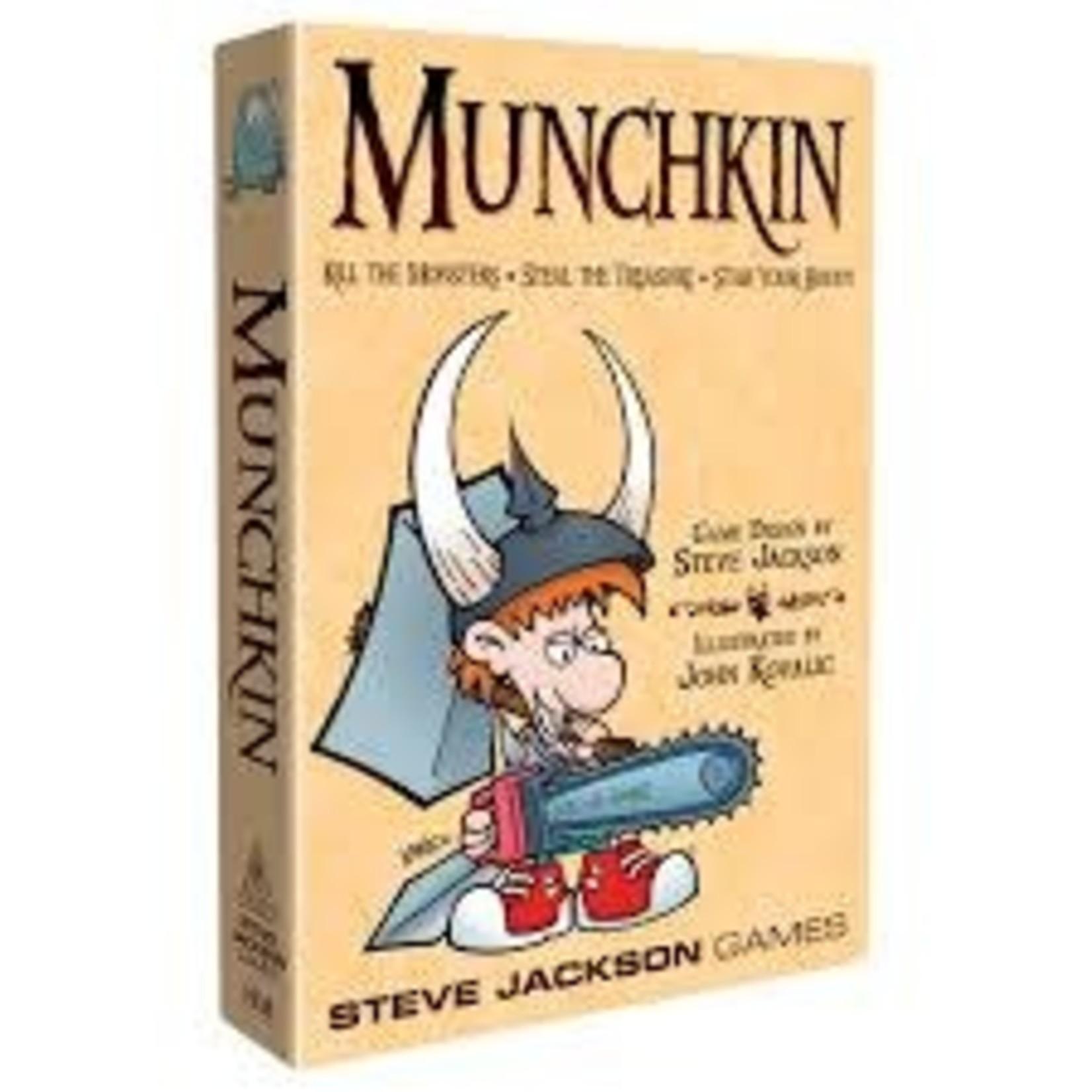 Steve Jackson Games MUNCHKIN (English)