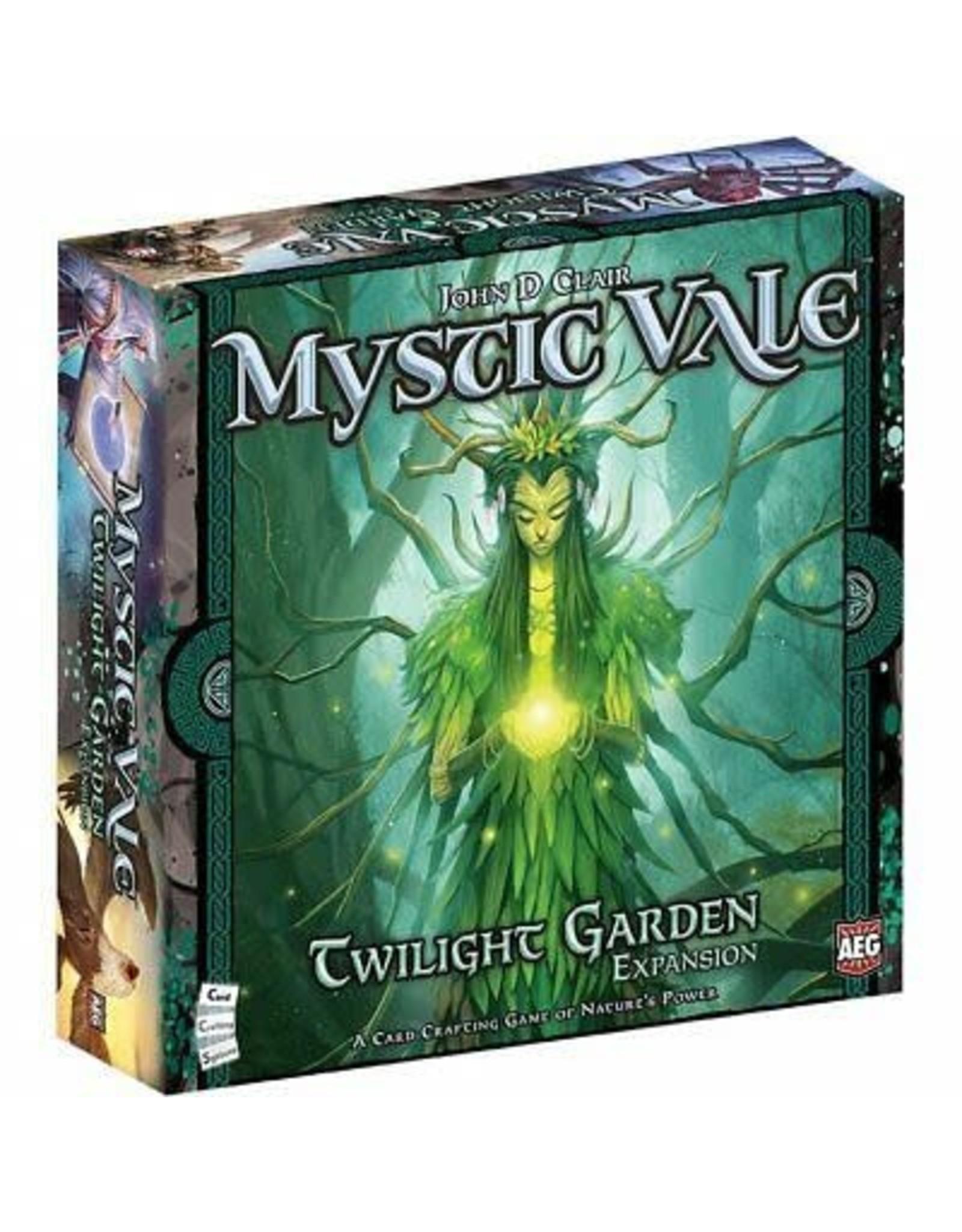 AEG MYSTIC VALE: TWILIGHT GARDEN (English)