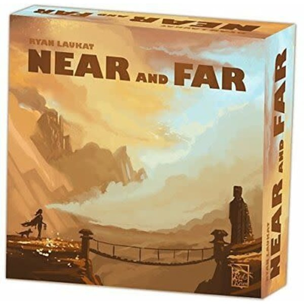 Red Raven Games NEAR AND FAR (English)