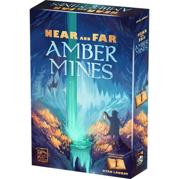 Red Raven Games NEAR AND FAR: AMBER MINES EXPANSION (English)
