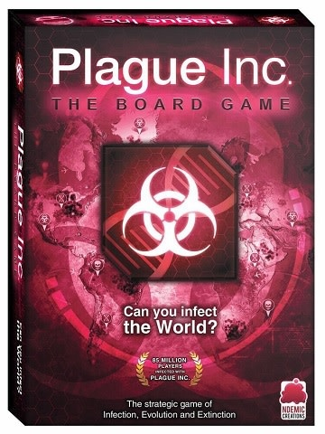 Ndemic Creations PLAGUE INC. (English)