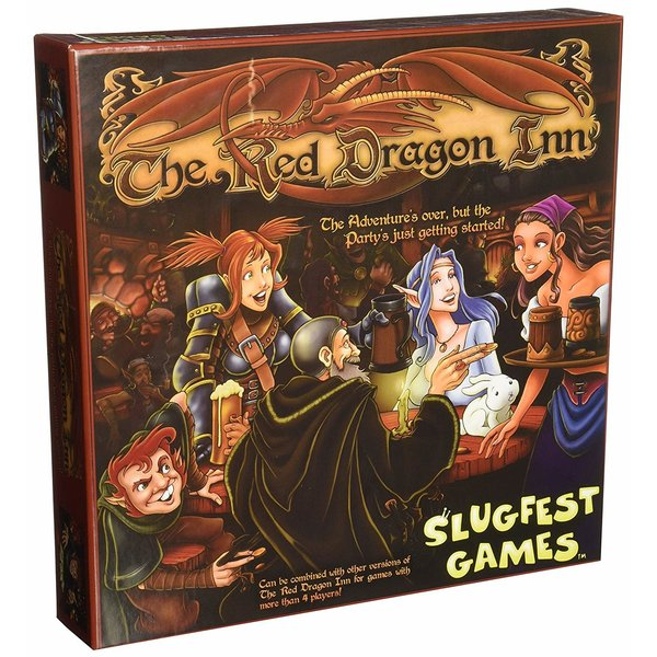 Slugfest Games RED DRAGON INN (English)