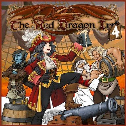 RED DRAGON INN 4 (English)