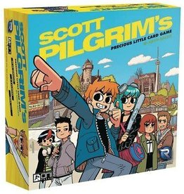 Renegade SCOTT PILGRIM'S PRECIOUS LITTLE CARD GAME (English)