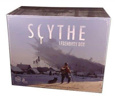 STONEMAIER GAMES SCYTHE LEGENDARY BOX (English)