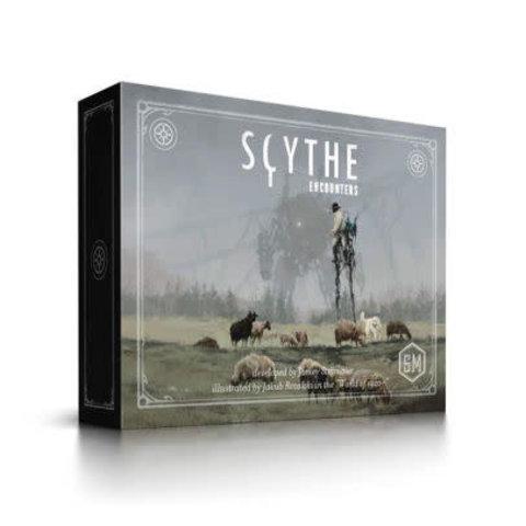 SCYTHE: ENCOUNTERS (English)