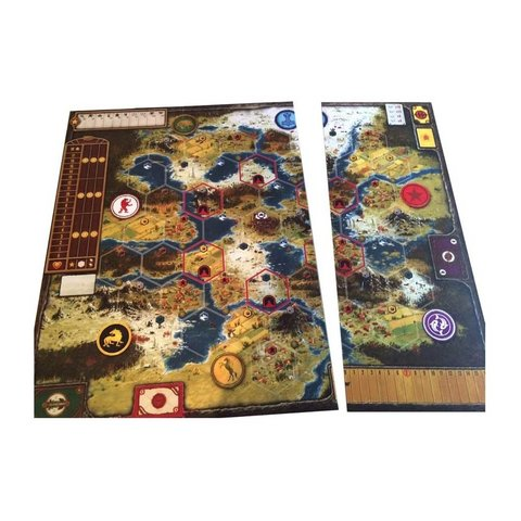 SCYTHE: GAME BOARD EXTENSION (English)