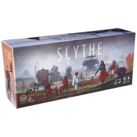 STONEMAIER GAMES SCYTHE: INVADERS FROM AFAR EXP (English)