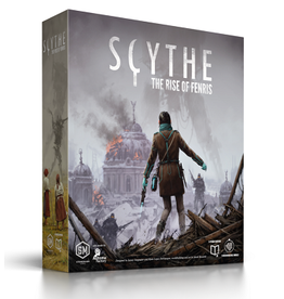 STONEMAIER GAMES SCYTHE: THE RISE OF FENRIS (English)