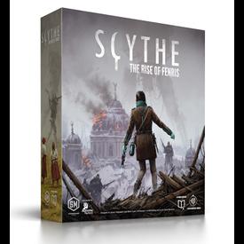 STONEMAIER GAMES SCYTHE: THE RISE OF FENRIS (English)