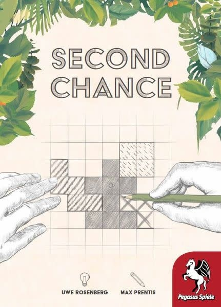 Stronghold Games SECOND CHANCE (English)