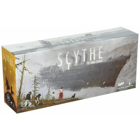 SCYTHE: THE WIND GAMBIT (English)