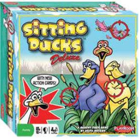 Playroom SITTING DUCKS DELUXE (English)