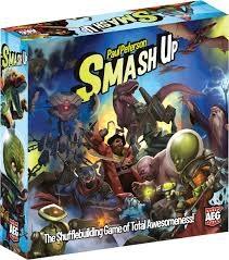 AEG SMASH UP (English)
