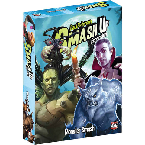 SMASH UP: MONSTER SMASH EXPANSION (English)