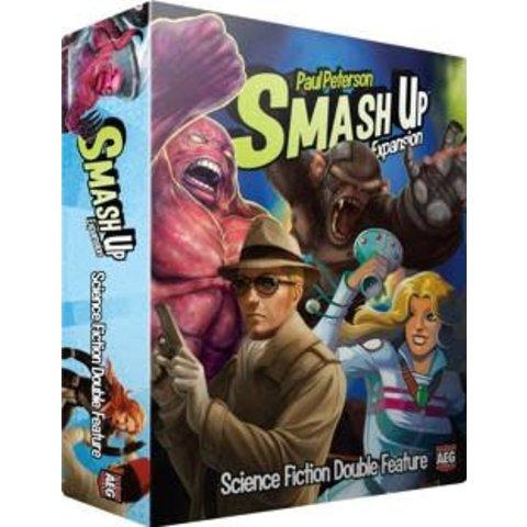 SMASH UP: SCIENCE FICTION/ DOUBLE FEATURE EXP (English)