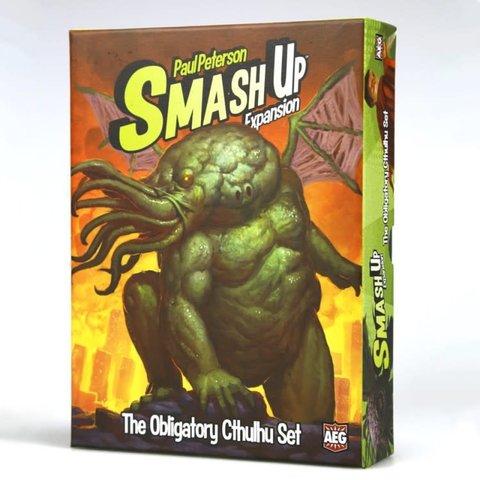 SMASH UP: THE OBLIGATORY CTHULHU EXP (English)