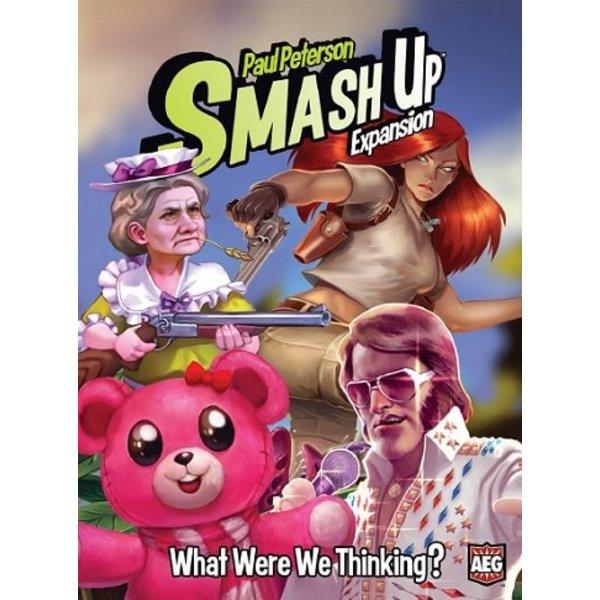AEG SMASH UP: WHAT WERE WE THINKING? (English)