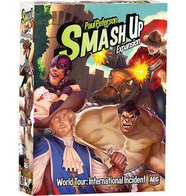 AEG SMASH UP: WORLD TOUR INTERNATIONAL INCIDENT (English)