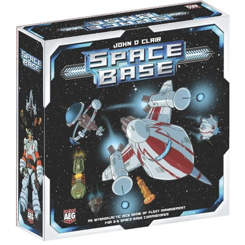 AEG SPACE BASE (English)