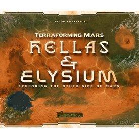 Stronghold Games TERRAFORMING MARS HELLAS & ELYSIUM (English)