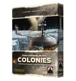 Stronghold Games TERRAFORMING MARS: THE COLONIES (English)