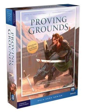 Renegade PROVING GROUNDS (English)