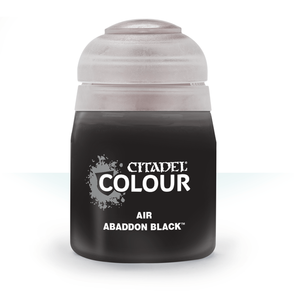 Citadel AIR: ABADDON BLACK (24ML)