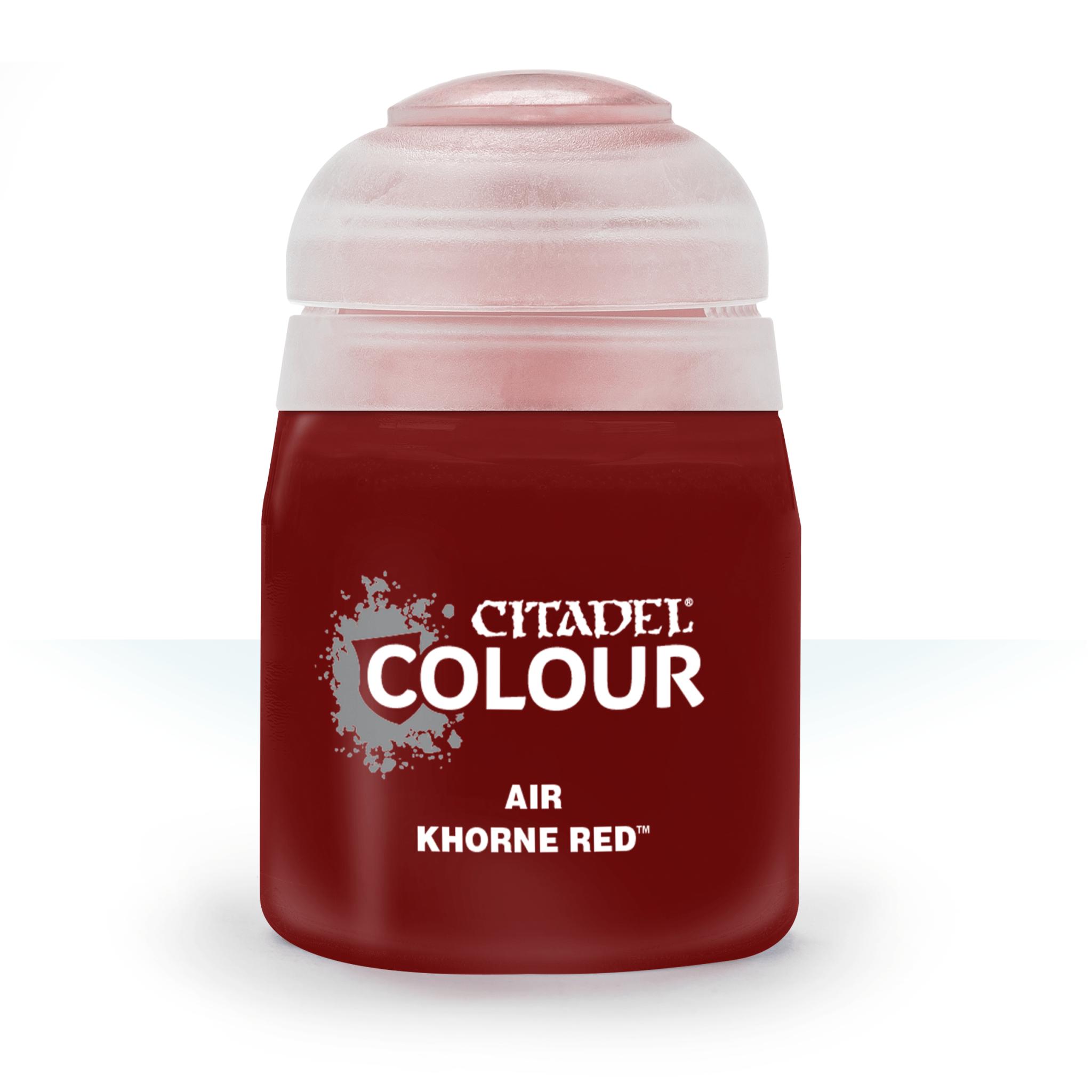 Citadel AIR: KHORNE RED (24ML)
