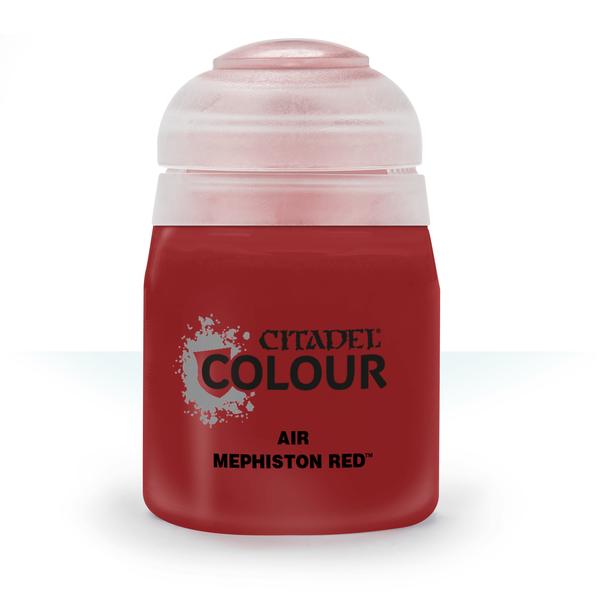 Citadel AIR: MEPHISTON RED (24ML)