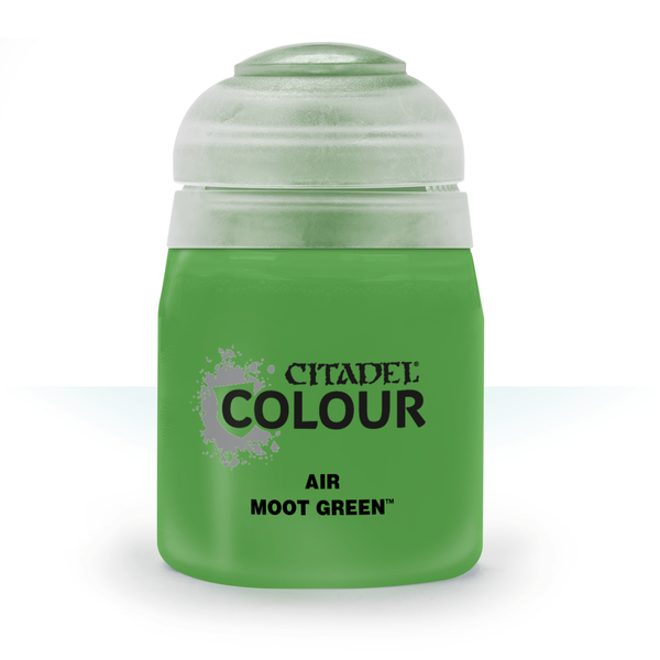 Citadel AIR: MOOT GREEN (24ML)