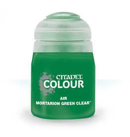 Citadel AIR: MORTARION GREEN CLEAR (24ML)
