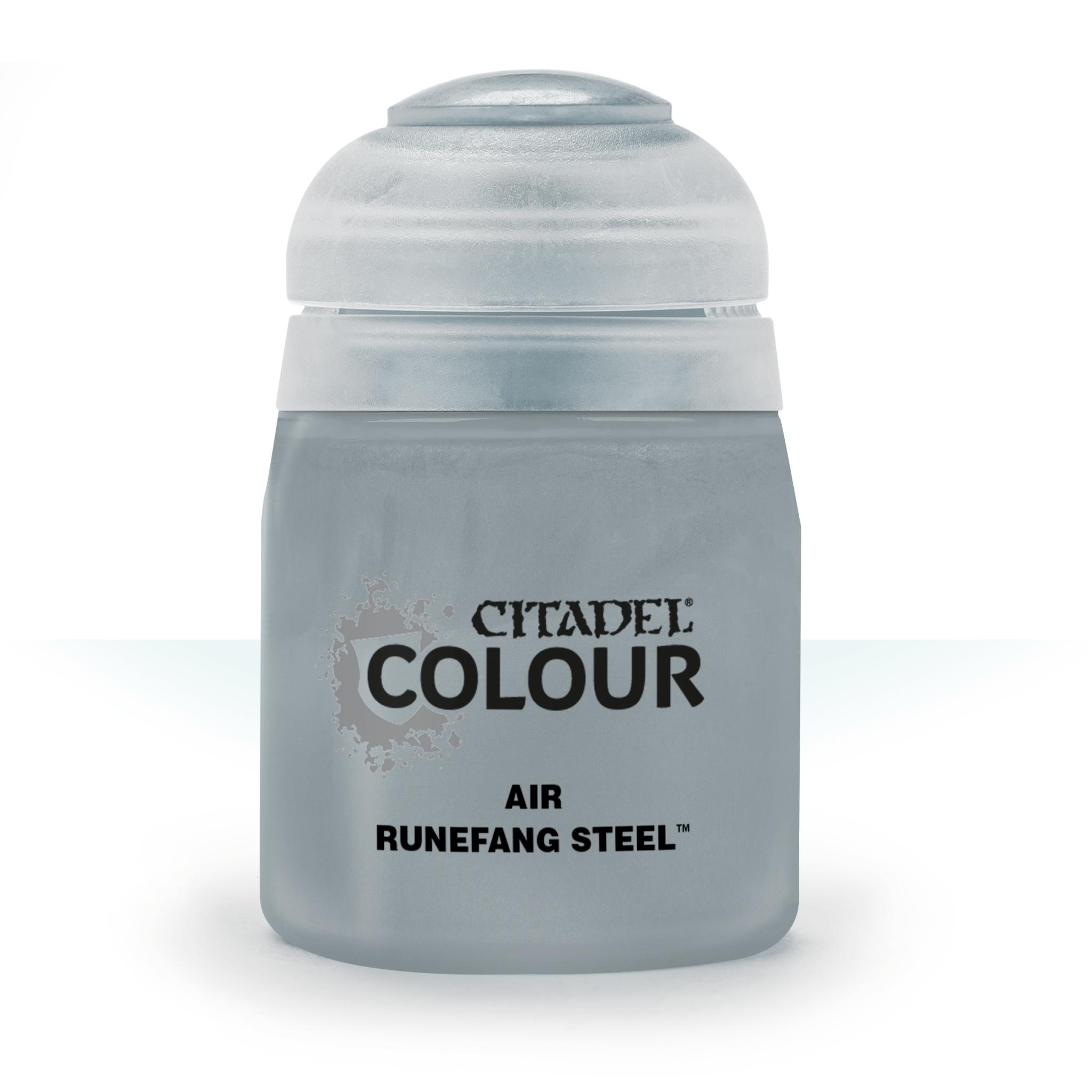 Citadel AIR: RUNEFANG STEEL (24ML)