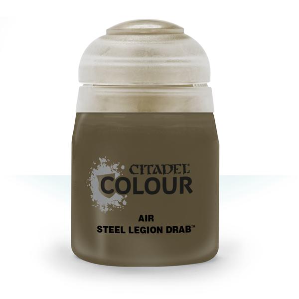 Citadel AIR: STEEL LEGION DRAB (24ML)