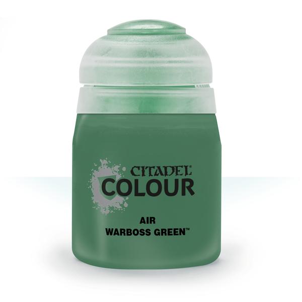 Citadel AIR: WARBOSS GREEN (24ML)