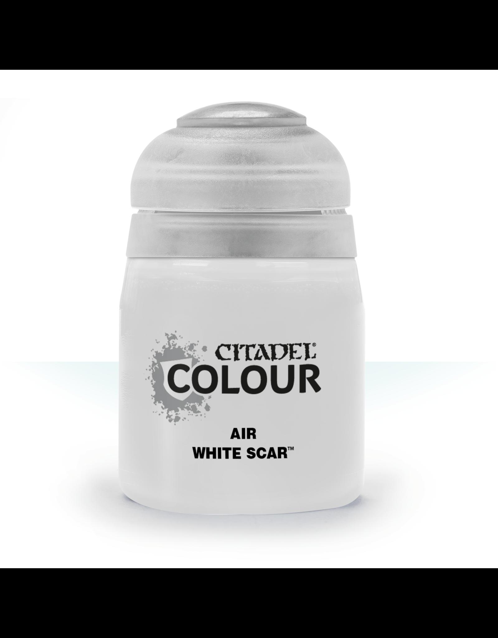 Citadel AIR: WHITE SCAR (24ML)