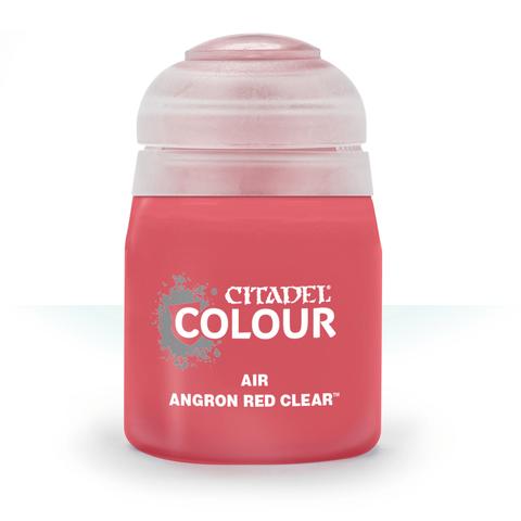 AIR:ANGRON RED CLEAR (24ML)
