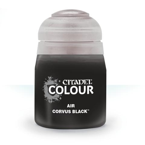 AIR:CORVUS BLACK (24ML)