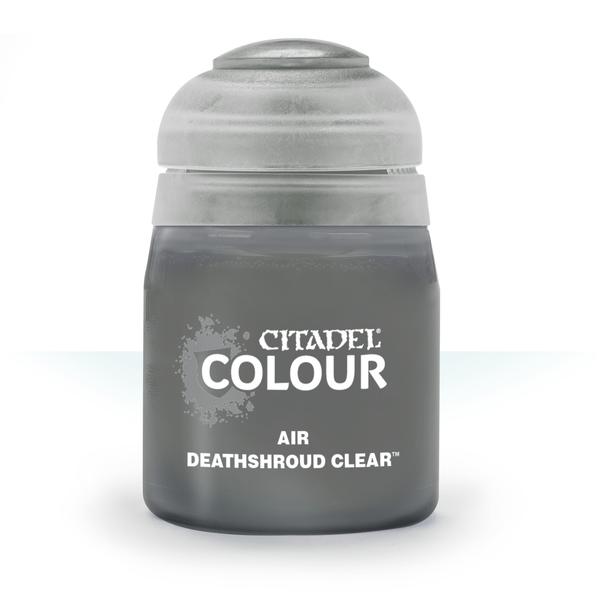 Citadel AIR: DEATHSHROUD CLEAR (24ML)