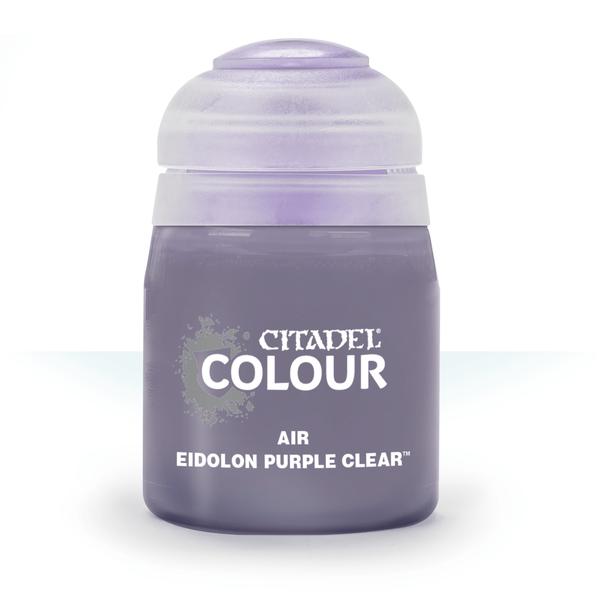 Citadel AIR:EIDOLON PURPLE CLEAR (24ML)