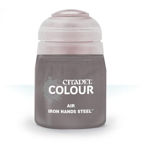 AIR:IRON HANDS STEEL (24ML)
